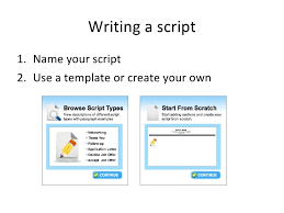 How To Make A Video Resume Script Choppix