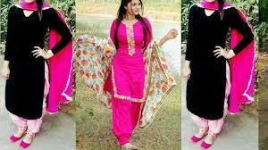 Punjabi Salwar Kameez Designs 2018 30 Summer Punjabi Suit Collection Latest Patiala Salwar Suit Designs Punjabi Suit Designs 2018