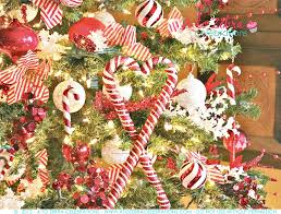 How To Decorate A Candy Cane For Christmas Christmas Tree 60 A to Zebra Celebrations 55