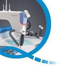 New Q'nique 21 Longarm Quilter   New Quilting Longarm Sewing ... & Q'nique 21 longarm quilting machine Adamdwight.com