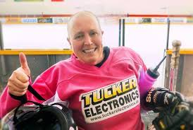 Hockey was 'therapy' for Ingrid Connors   SaltWire