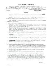 Channel Partnership Agreement Template Channel Partner Agreement