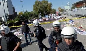 تركيا - انفجارعبوة ناسفة ومقتل شرطيين واصابة آخر