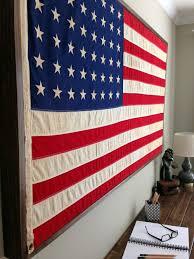Restoration Hardware American Flag Hack Jake And Danny Bedroom