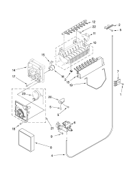 Wiring diagram whirlpool refrigerator ice maker new wiring diagram rh gidn co