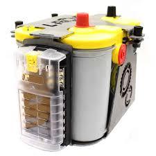 optibox single battery box fits optima battery separately