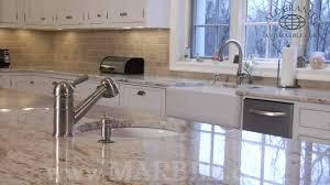 Colonial White Granite Kitchen Amiko A Home Solutions Jul - White granite kitchen