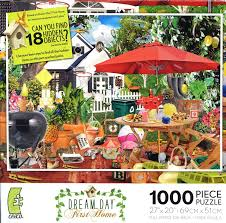 334,204 likes · 7,056 talking about this. Buy Can You Find 18 Hidden Objects Dream Day First Home 1000 Piece Jigsaw Puzzle Made In Usa Puzzle Online At Low Prices In India Amazon In