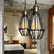 industrial retro vintage kitchen bar black pendant light ceiling hanging lamp shade fixture