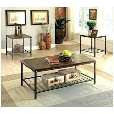 does a living room need coffee table furniture of 3 piece set in dark oak centerpiece