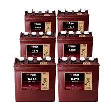 trojan golf cart batteries wiring diagram • oasis dl co 8 volt golf cart batteries trojan battery t 875 8v 170ah 6 pack 48v