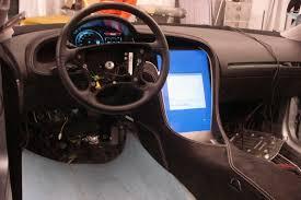Compare Car Design: 2011 Tesla Model S All-Electric Sports Sedan ...
