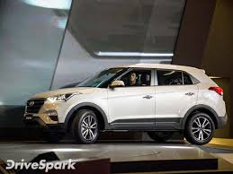 2018 hyundai creta facelift. simple 2018 hyundai creta facelift breaks cover at sao paulo auto show to 2018 hyundai creta facelift