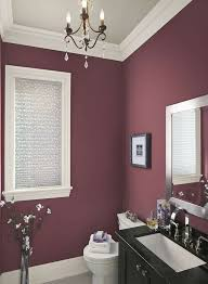 Small Picture Ideas to use Marsala on your bathroom decor Inspiration and