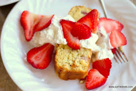 Keto Pound Cake Strawberry Shortcake Thm Low Carb Joy Filled Eats