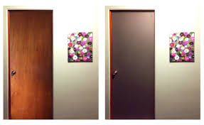 Bathroom Interior Door Painting Interior Doors Pretty Purple Door