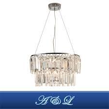 china modern design 8 light decorative glass crystal chandelier pendant lamp for hallway bedroom living room kitchen dining room chrome china