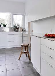 All White Kitchen Designs Decor Cool Decorating Design