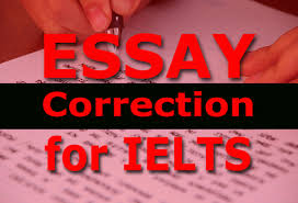 essay correction family topic task ted ielts