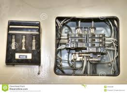 residential electrical panel linafe com Old Home Fuse Box Diagram Old Home Fuse Box Diagram #88 Old House Fuse Box