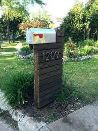 Creative mailbox ideas Mailbox Post Homemade Mailbox Ideas Post Mailboxes Unique Newest Modernist Mailbox Install By Homemade Valentine Mailbox Ideas Homemade Mailbox Ideas Dotrocksco Homemade Mailbox Ideas Creative Mailboxes You See Regularly Unusual