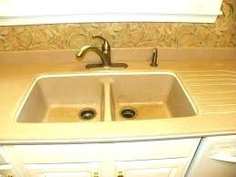 top mount sink on granite x granite countertop mount sink