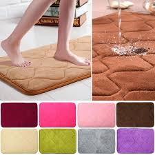 2019 40 60 memory foam area rug for the bathroom rugs slip resistant mats c fleece doormat carpet floor water absorption mats y1 from harriete