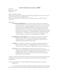 persuasive essay outline examples essay outline example  persuasive essay outline on abortion view larger