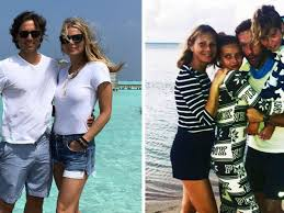 The hollywood actress married her second husband last month, brad falchuk. Gwyneth Paltrow Takes Ex Husband Chris Martin On Honeymoon With Brad Falchuk 9celebrity