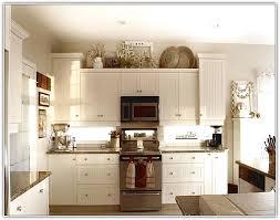 Kitchen Cabinet Top Ideas Photo   9
