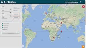 Trip Planner Calculator Airtreks Tripplanner Plan Your Multi Stop Trip Today