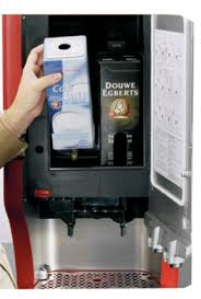 Douwe Egberts Vending Machine Classy Laurel Foodsystems