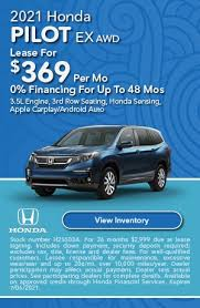 Other rates and payment terms available. New Vehicle Specials Saccucci Honda