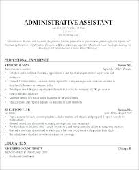 Entry Level Resume Objective Simple Entry Level Resume Examples Mkma