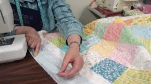 Make a Baby Quilt - Part 4 - Fabric Selection & Assembly - YouTube &  Adamdwight.com