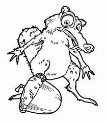 Small Picture Amazing Ice Age Coloring Pages 40 On Free Coloring Book With Ice