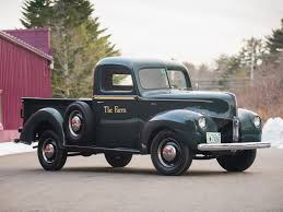 RM Sotheby's - 1940 Ford ½-Ton Pickup | The Dingman Collection