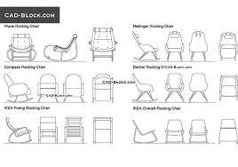 furniture cad blocks free