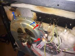 faulty electric oven burned wires & failed fan motor element Electric Oven Wiring name photo (4)1 jpg views 5530 size 41 0 kb electric oven wiring diagram