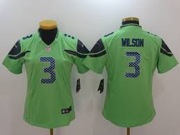 Rush Jersey Color Seahawks Womens