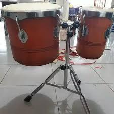 Kendang berukuran kecil, jenis ini disebut sebagai ketipung. Jual Gendang Ketipung Termasuk Stand Gendang Dangdut Jakarta Barat Limusshop Tokopedia