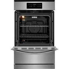 frigidaire 24 in single gas wall oven