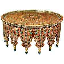 moroccan dining table dining table medium size of furniture fabulous coffee table round coffee table carved moroccan dining table