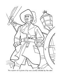 Printable Coloring Pages pirate coloring pages free : Printable Pirate Coloring Pages | Coloring Me