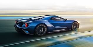 Ford GT Supercar | Ford Sportscars | Ford.com/fordgt