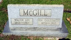 Ida Rowena Goldsmith McGill (1870-1966) - Find A Grave Memorial
