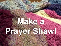 Knitted Prayer Shawl Patterns