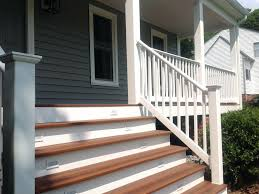mobile home front porch steps stairs used fiberglass