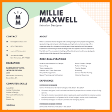 11 Simple Graphic Design Resume Job Apply Form