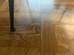 advice for scuff marks on floor